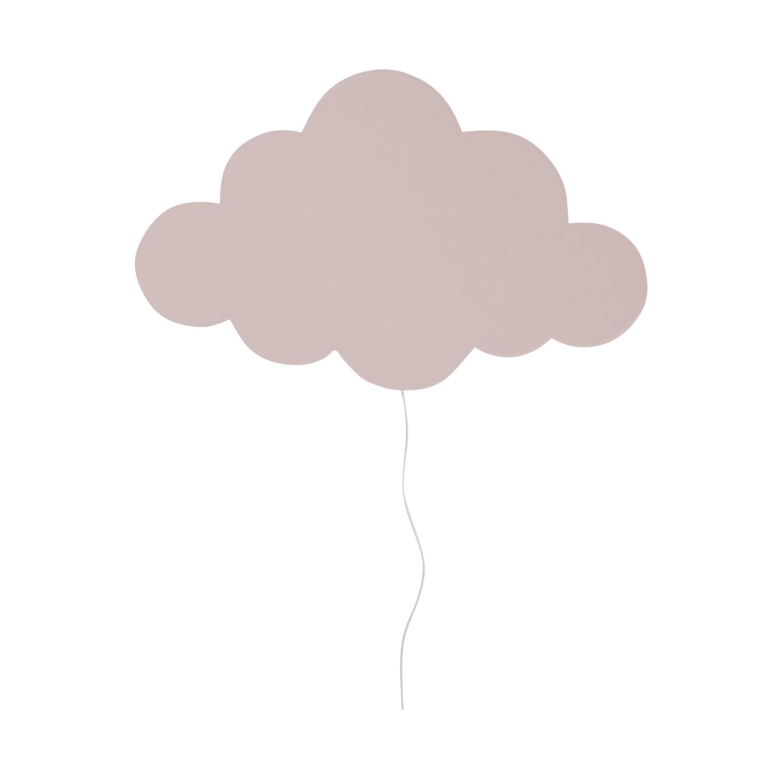 Ferm Living Cloud Lamp Dusty Rose
