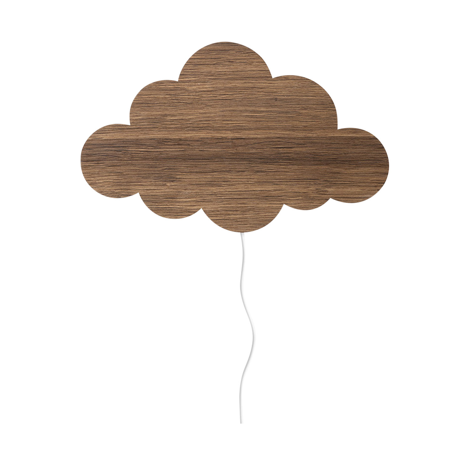 Ferm Living Cloud Lamp Smoked Oak
