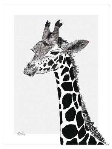 Lilipinso Giraf poster