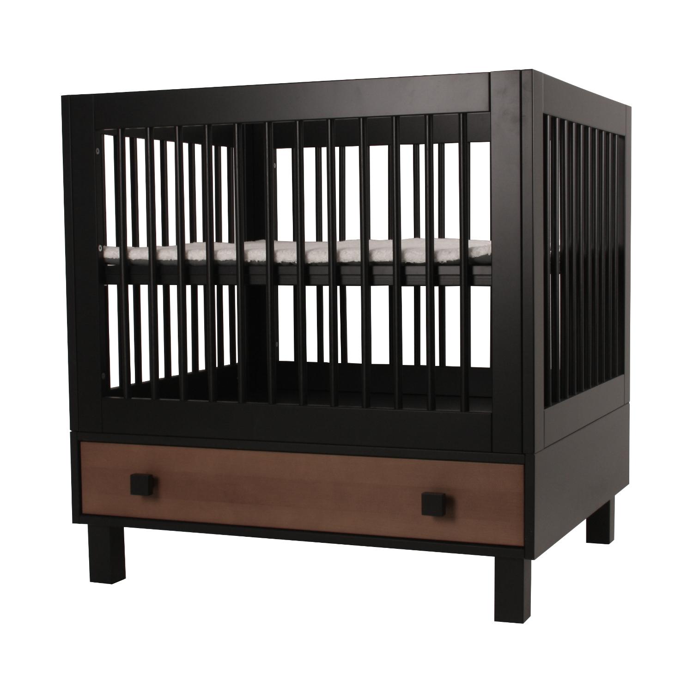 Happy Baby Bolero Madera Box Zwart / Hout