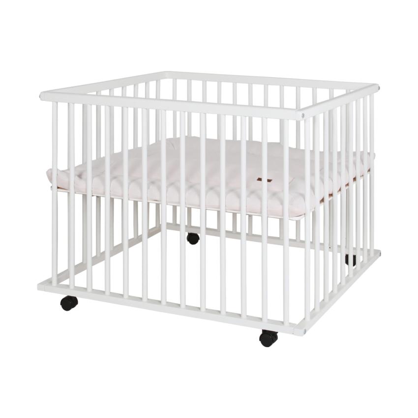 Europe Baby Arike II Box Mat Wit