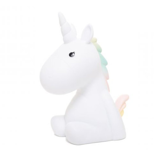 Dhink Unicorn nachtlamp oplaadbaar